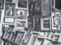 Jeu de Paume, Paris, the Nazis' central gathering point for looted art. More than 22,000 works were stored there.
